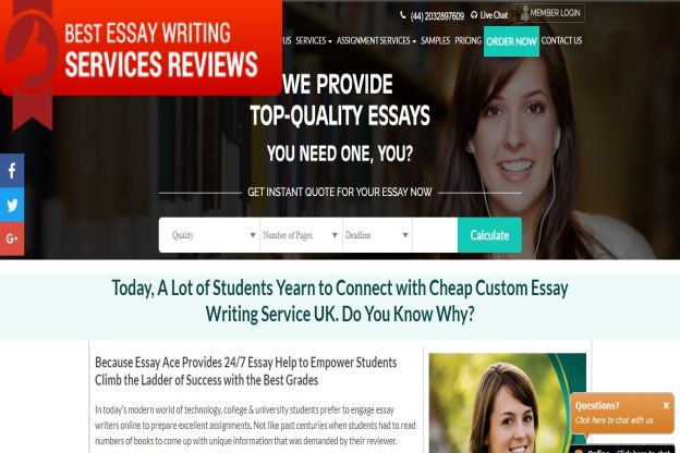 Essay Paper Writing Service 24/7 - Order essay paper
